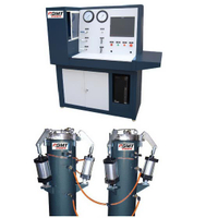 Breather Gas Tank Calibration Machine